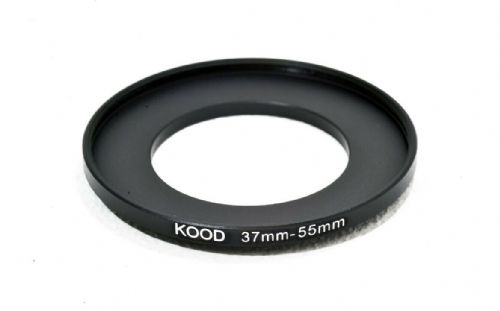 Kood Stepping Ring 37mm - 55mm Step Up Ring 37-55mm 37mm to 55mm Ring